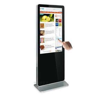 Standing Touch Screen Display