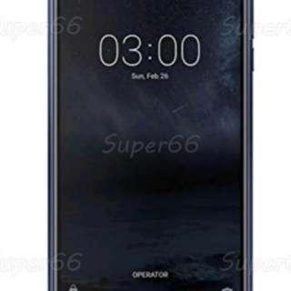 Nokia 3 with 4G Dual Sim Standby