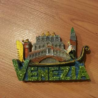 Fridge Magnet venice