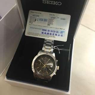 精工手錶 Seiko Watch
