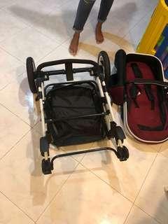 Charleston baby stroller