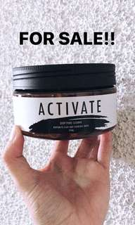 ACTIVATE  CHARCOAL MASK
