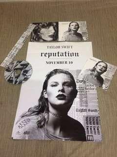 Reputation Album by Taylor Swift