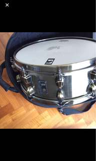 Black panther Snare drum (Brass Cat)
