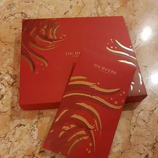 De Beers CNY Luxury Ang Pow Packets