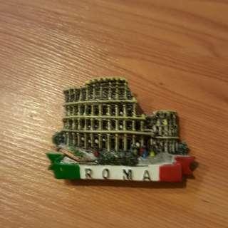 Fridge Magnet Rome