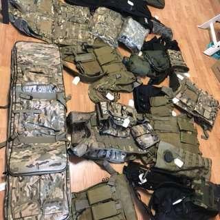 War Game gear(每件)
