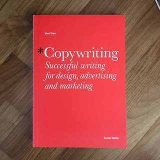 Copywriting by Mark Shaw