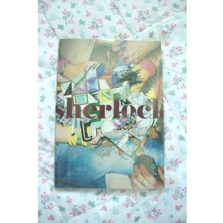 SHINee 4th Mini Album - Sherlock