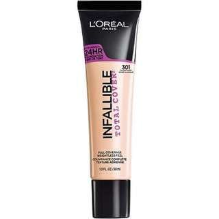 L'oreal Infallible Total Cover