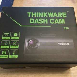 Brand new Thinkware F50 camera