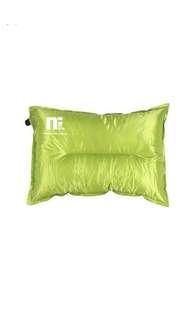 Portable Self Inflating Pillow