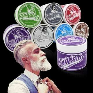 💄 Inspired Suavecito Colour Hair Pomade