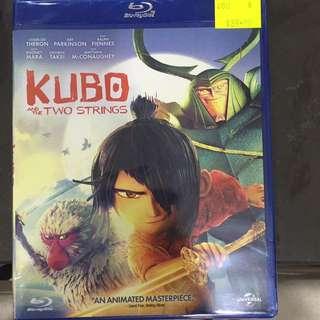 Cartoon Blu-Ray Kubo & the Two Strings