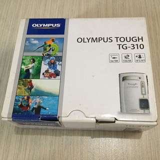 Olympus Tough TG-310