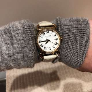 Links of London watch 100% real and 60% new