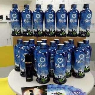 藍莓汁,對抗流感(大人小朋友都飲),Q10美白淡斑,保健飲品