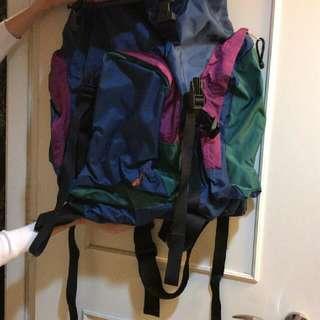 露營/ 遠足/ 旅行 用大背囊