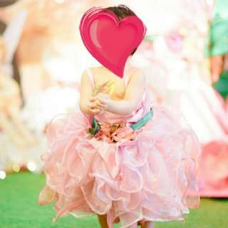 Pink Tutu for 1 year old