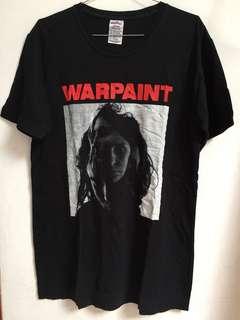 Preloved T-Shirt Warpaint
