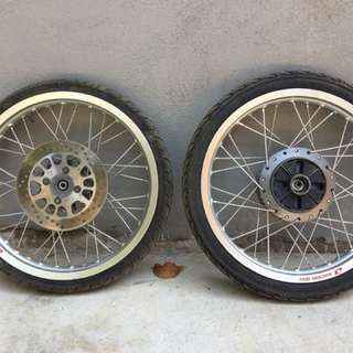 Sport Rim aloy racing boy 1.85 LC 135
