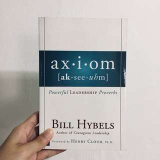 axiom / bill hybels