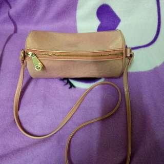 cute sling bag.