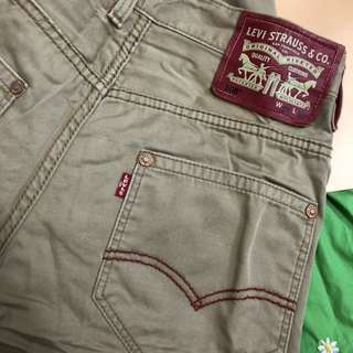 Levi's 508 褲
