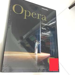 Opera (Composers, Works, Performers)