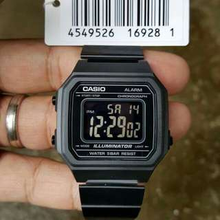 Original Casio Watch B650