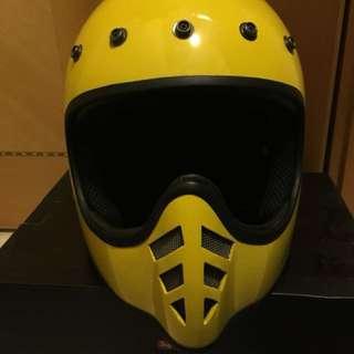 Tt & co helmet 電單車頭盔