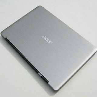 "超輕薄 Aluminum Acer Ultrabook 13.3"" , 4GB, 500GB"