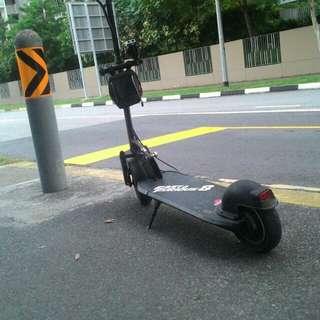 E Scooter dualtron motor