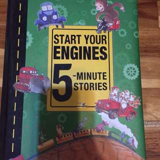 Start your engines 5 minutes series