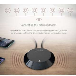 TP-LINK - HA100, Bluetooth Music Receiver