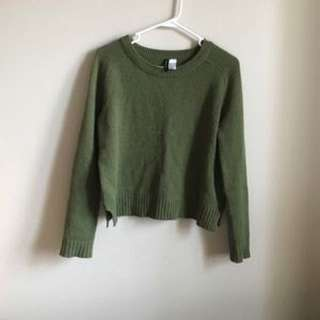 hnm knit sweater