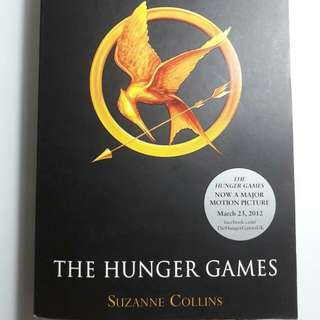 The Hunger Games trilogy book #1