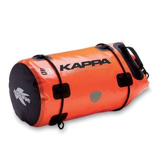 Kappa waterproof Rear saddle roll bag 40L