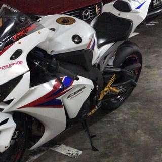 Honda CBR1000RR 2012