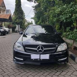 Jual cepat Mercedes Benz C200 Avantgarde 2010