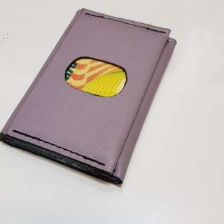 Handcrafted Minimalist Leather Wallet & Cards Holder