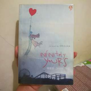 Novel Infinitely Yours
