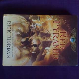 The Red Pyramid by Rick Riordan (The Kane Chronicles #1)