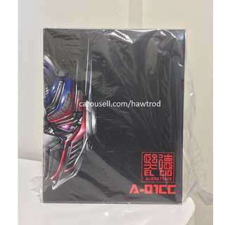 Alien Attack Toys AATOYS, STF-02 El Cid, Optimus Prime (Age of Extinction, The Last Knight)