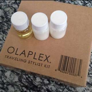 Olaplex sample kit