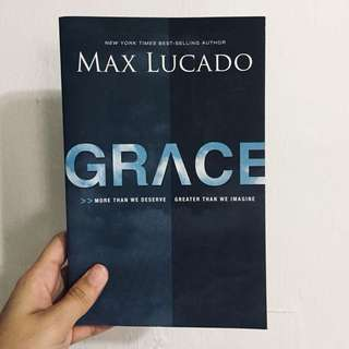 grace / max lucado