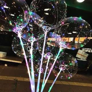 LED 燈氣球 告白氣球