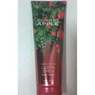 Country Apple Body Cream