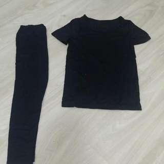 Uniqlo Heat Tech Thermal Wear For Boys Kids