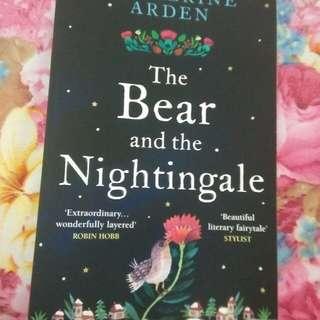 English Novel : the bear and the nightingale